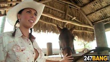 Big booty European lady Aletta Ocean prefers dirty rough sex with a gigolo