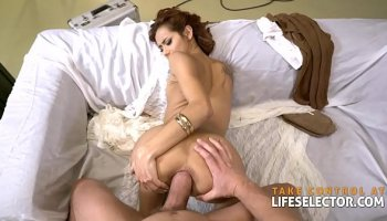 Hardcore Gang bang anal with Sophie Lynx