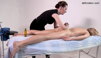 stunning babes have fun with toys
